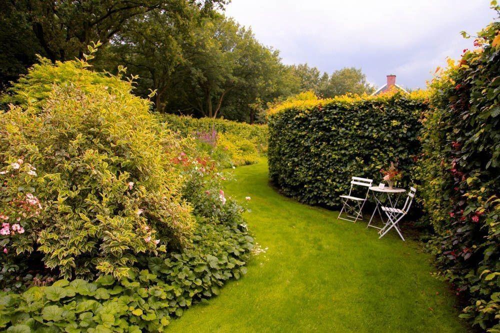 Jardín De Houtstek