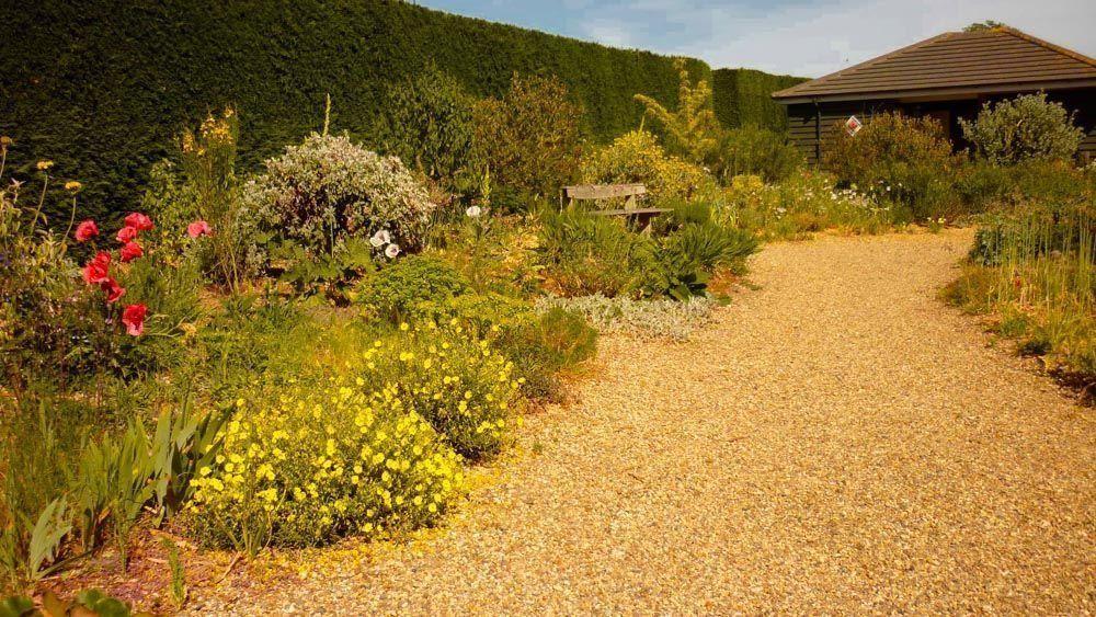 Visita a los jardines de Beth Chatto