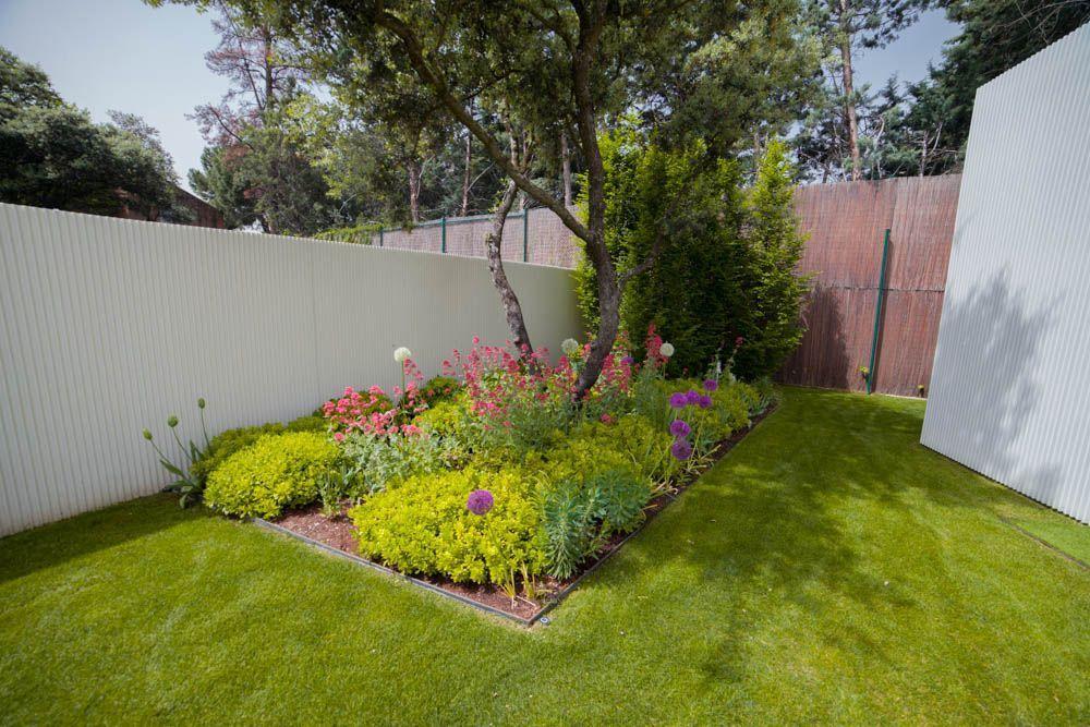 Dise o y obra de jard n en madrid planta paisajistas - Diseno jardines madrid ...