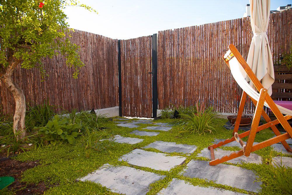Jard n patio en boadilla del monte madrid planta paisajistas - Trabajo en boadilla del monte ...